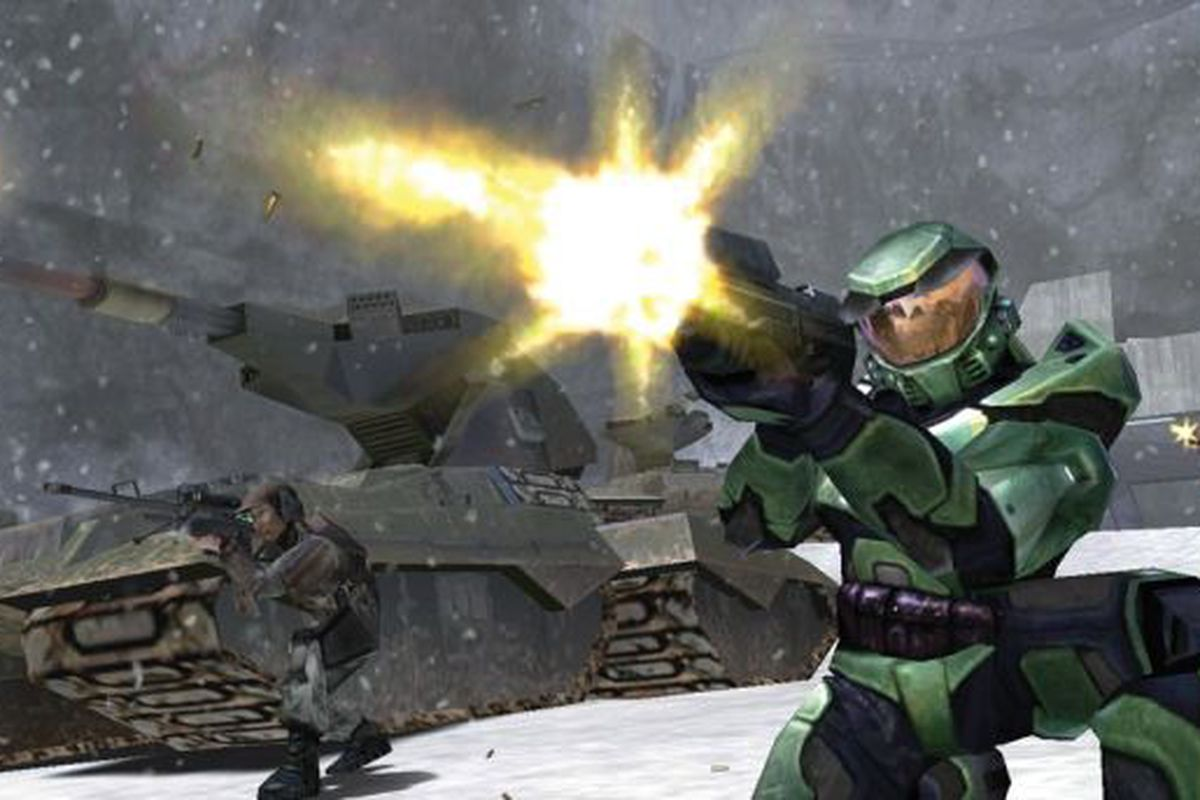 The Master Chief Collection Will Be Missing Halo Ce
