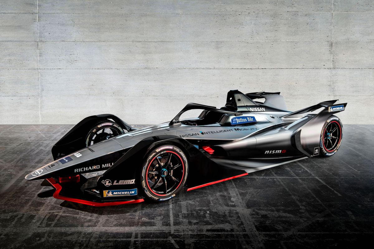 Formula E\'s wild new racecar makes electric racing look cool - The Verge