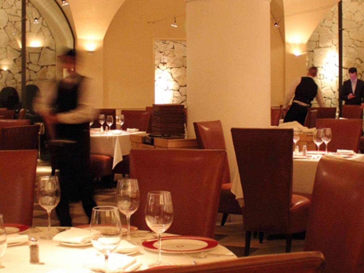 Delmonico Steakhouse