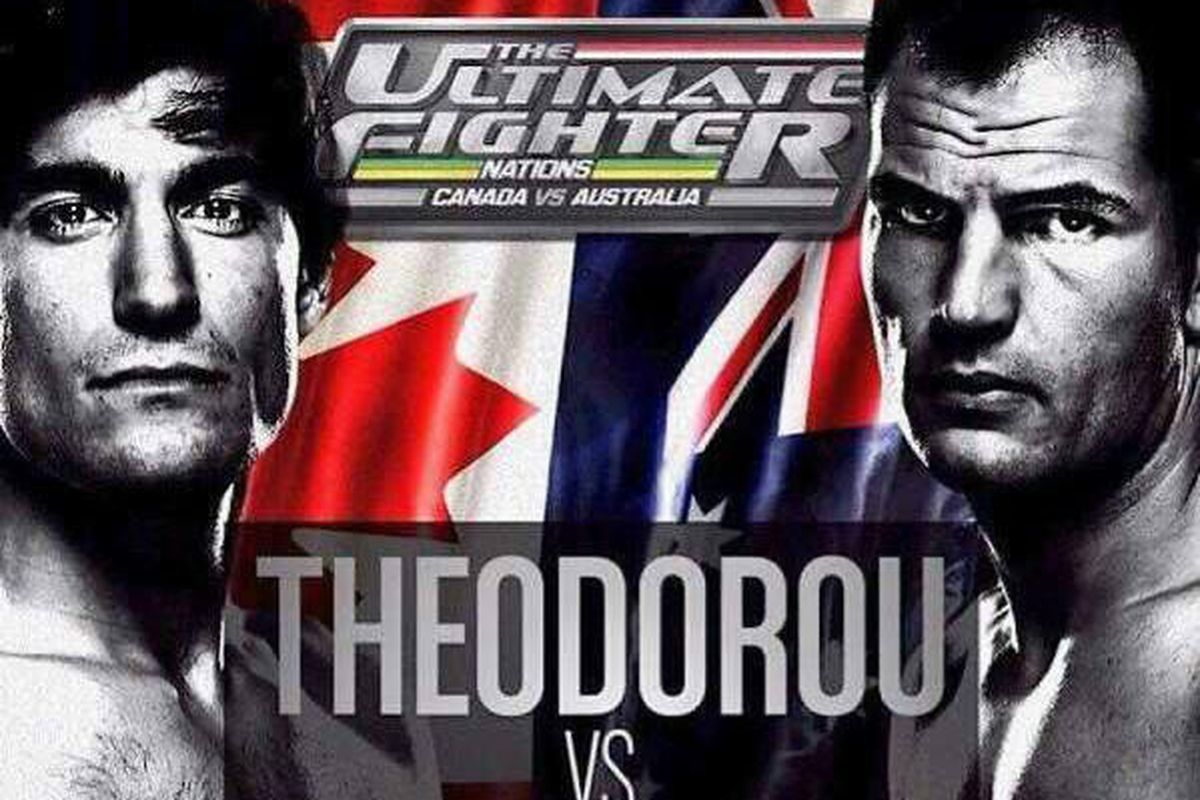 the ultimate fighter tuf nations results open thread and live
