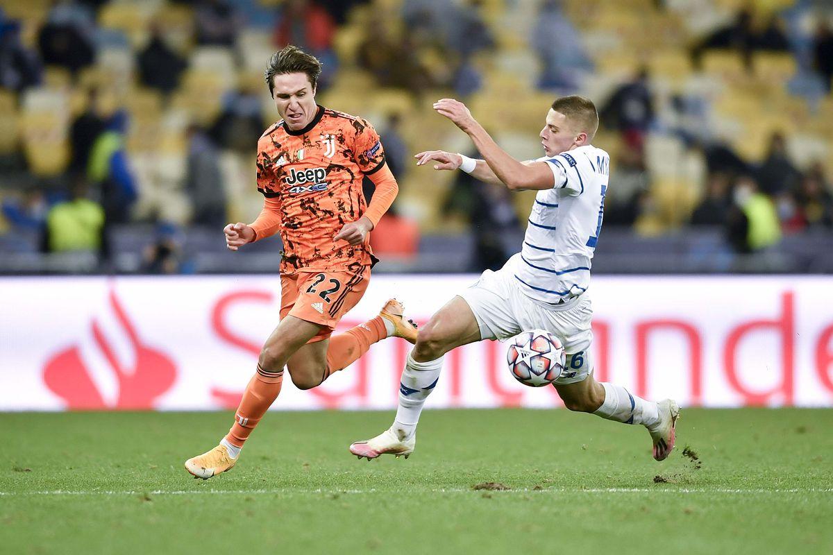 Dynamo Kyiv v Juventus: Group G - UEFA Champions League
