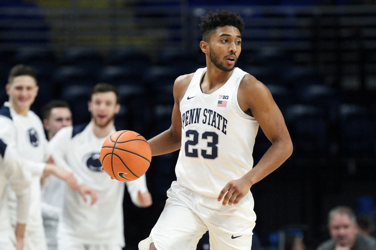 NCAA Basketball: Rider at Penn State