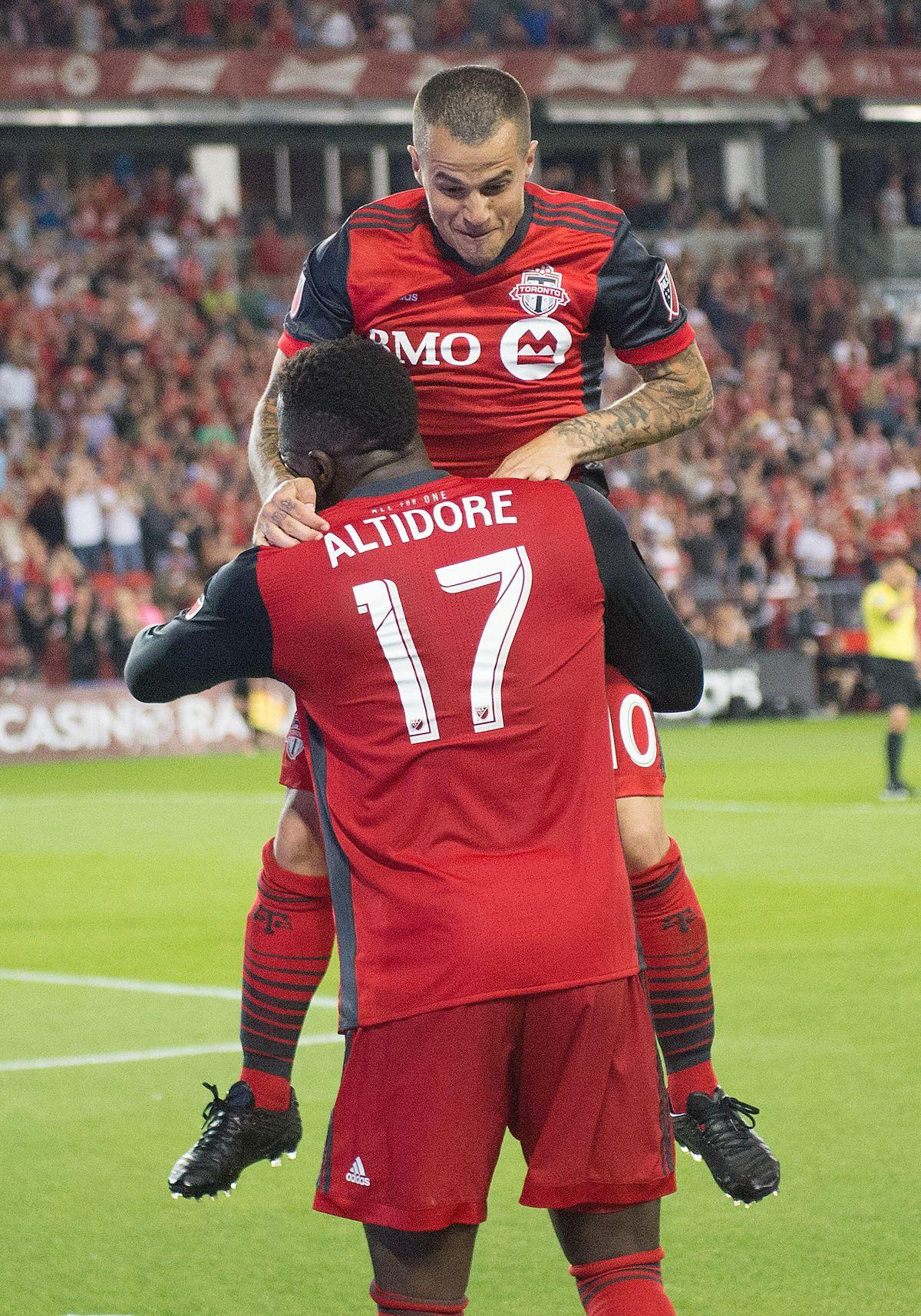 MLS: D.C. United at Toronto FC