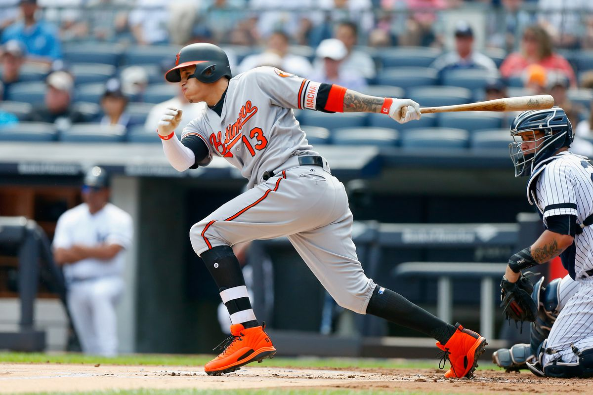 Yankees Contacted Orioles Again About Acquiring Machado