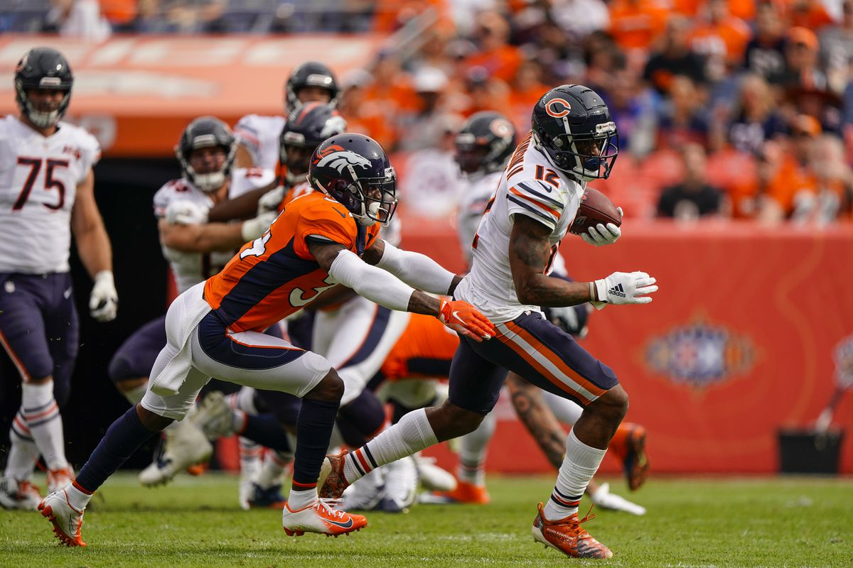 Chicago Bears film study: Final seconds, questionable calls