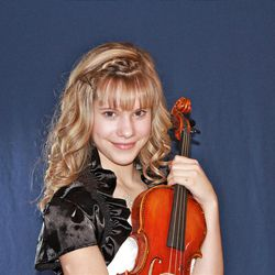 13-year-old violin prodigy from Orem to solo with Utah