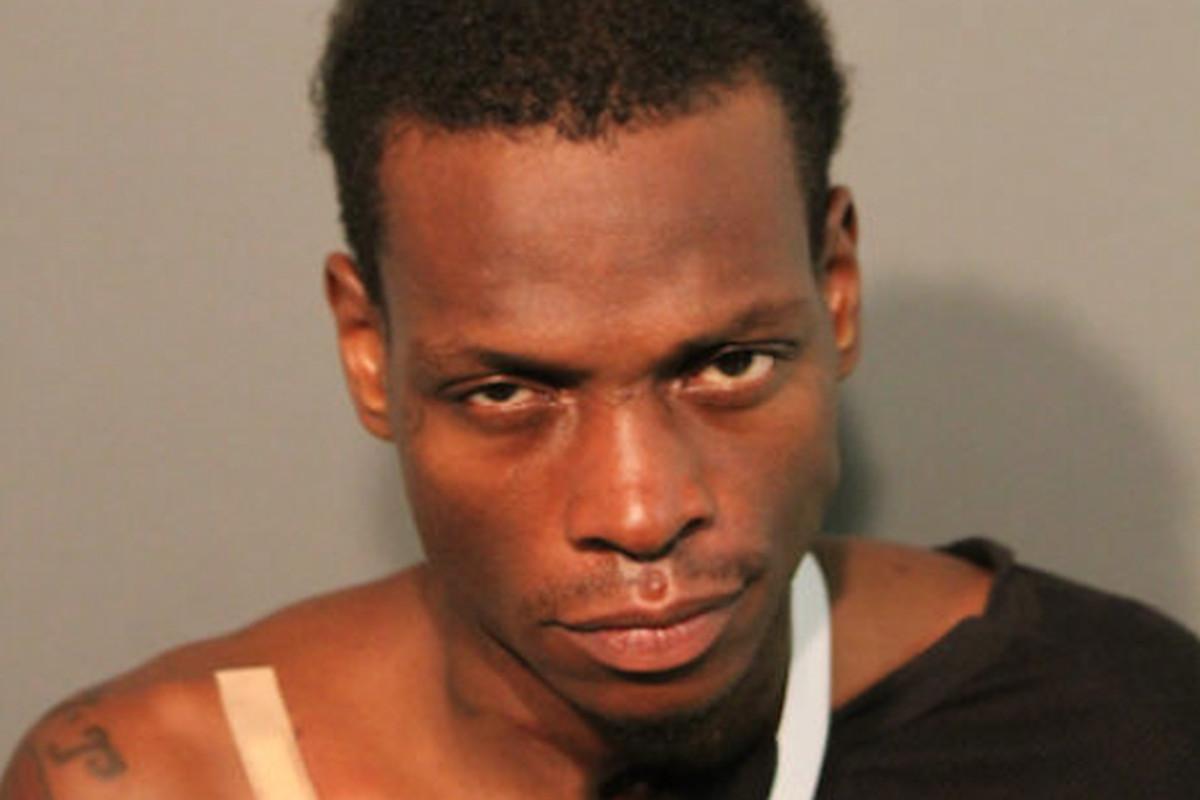 Darren Jones arrest photo
