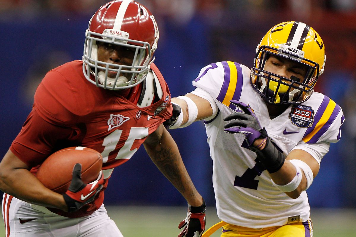 The BCS was always controversial, but the 2011 Alabama-LSU rematch felt like a public tipping point