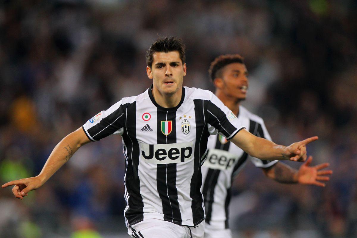 Juventus want Morata back
