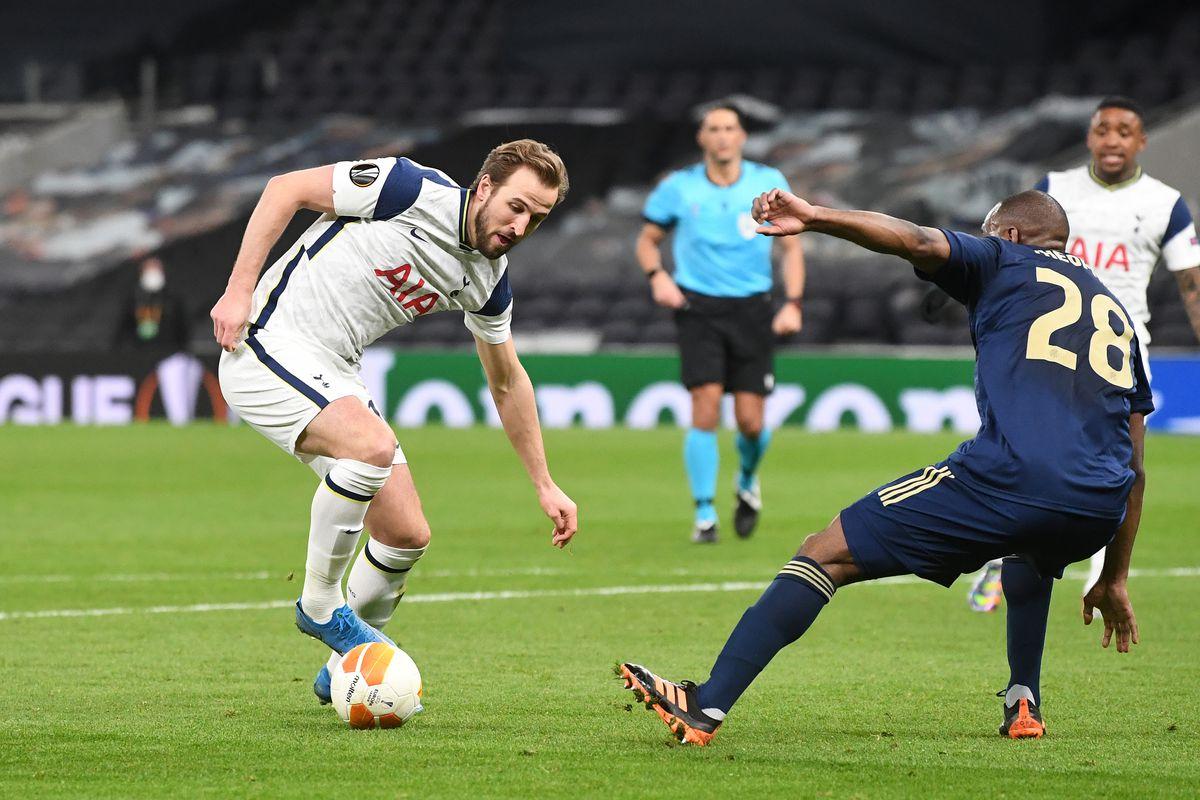 Tottenham Hotspur v Dinamo Zagreb - UEFA Europa League - Round of Sixteen - First Leg - Tottenham Hotspur Stadium