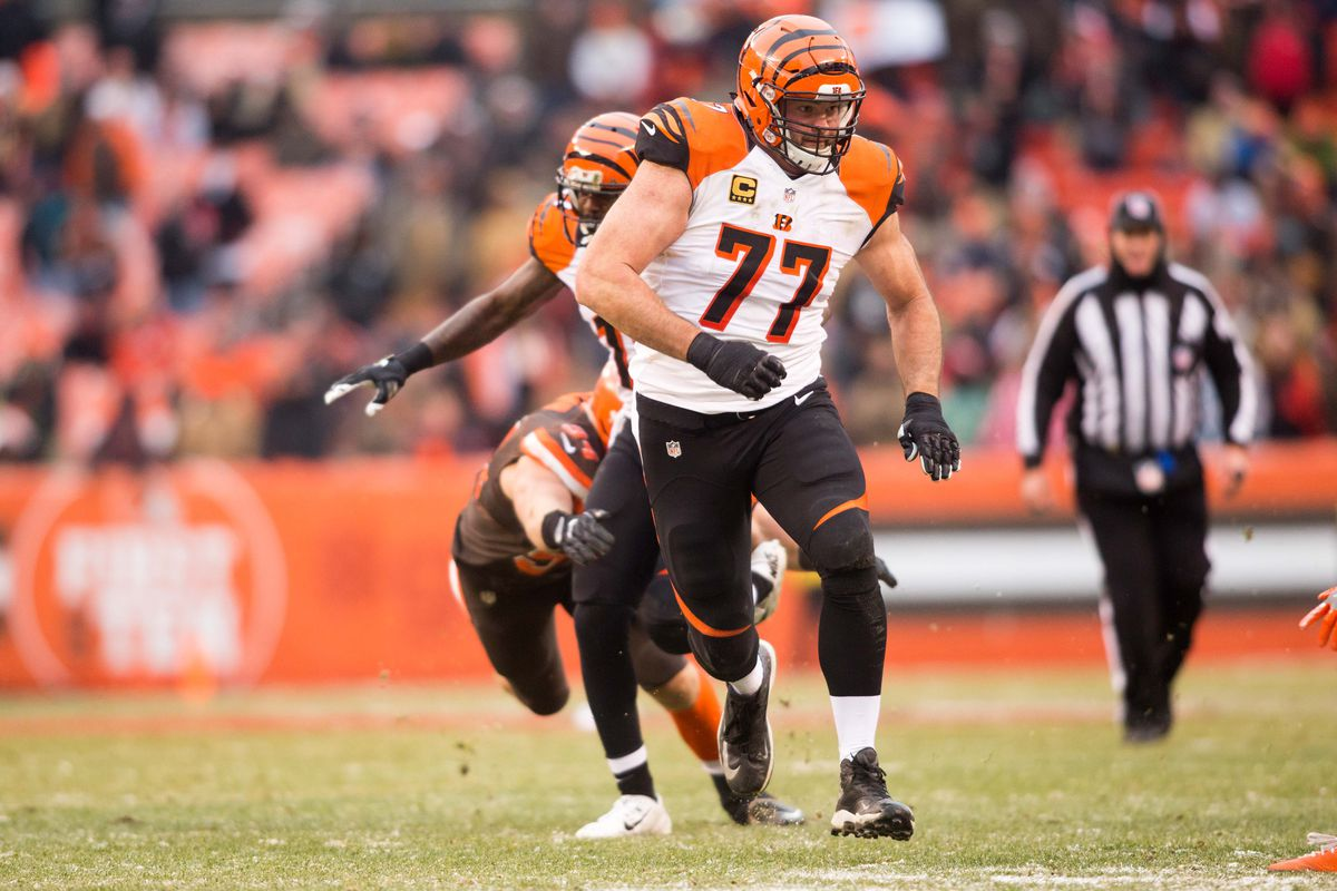 Andrew Whitworth will sign with Rams bolstering their offensive