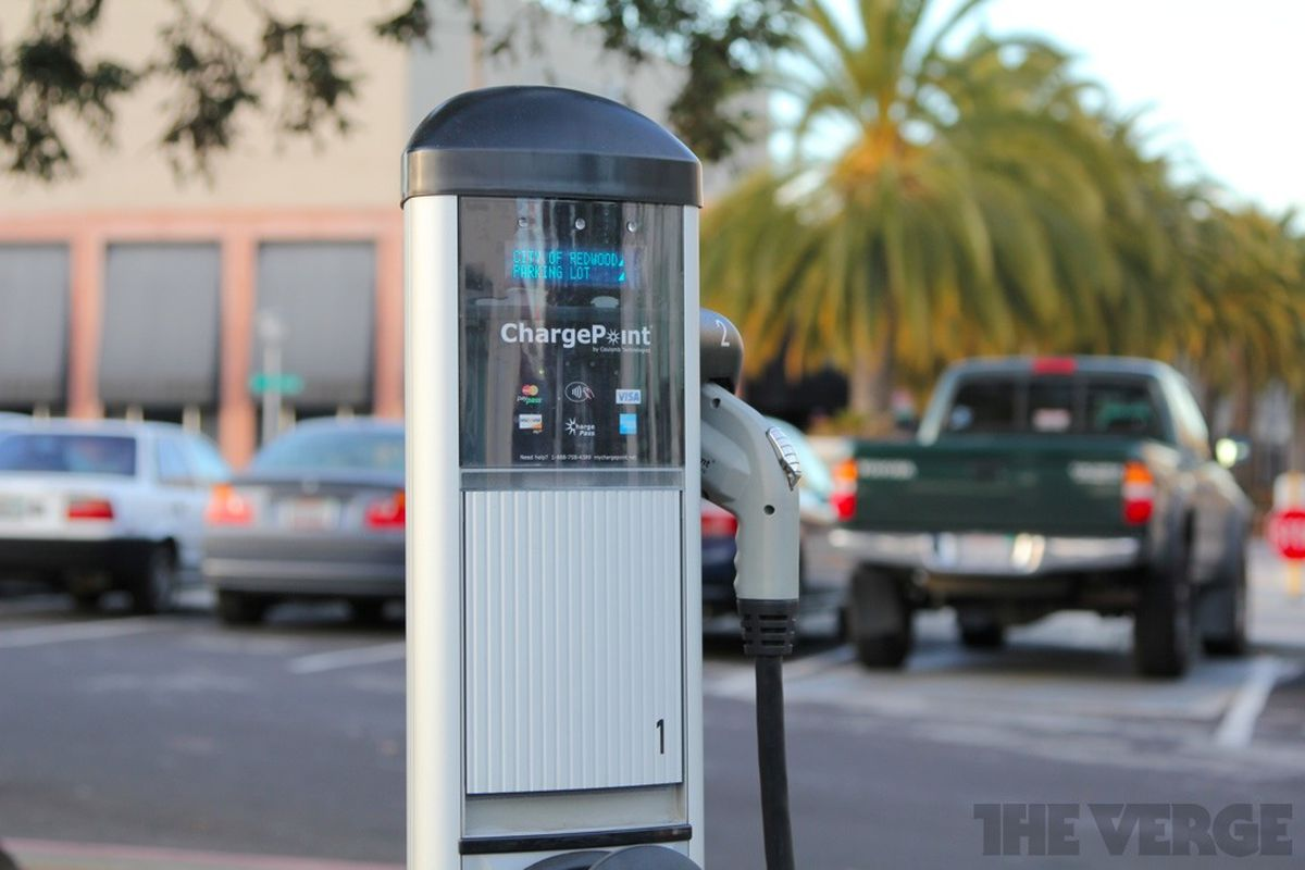 Chargepoint EV charging station stock 1024 1