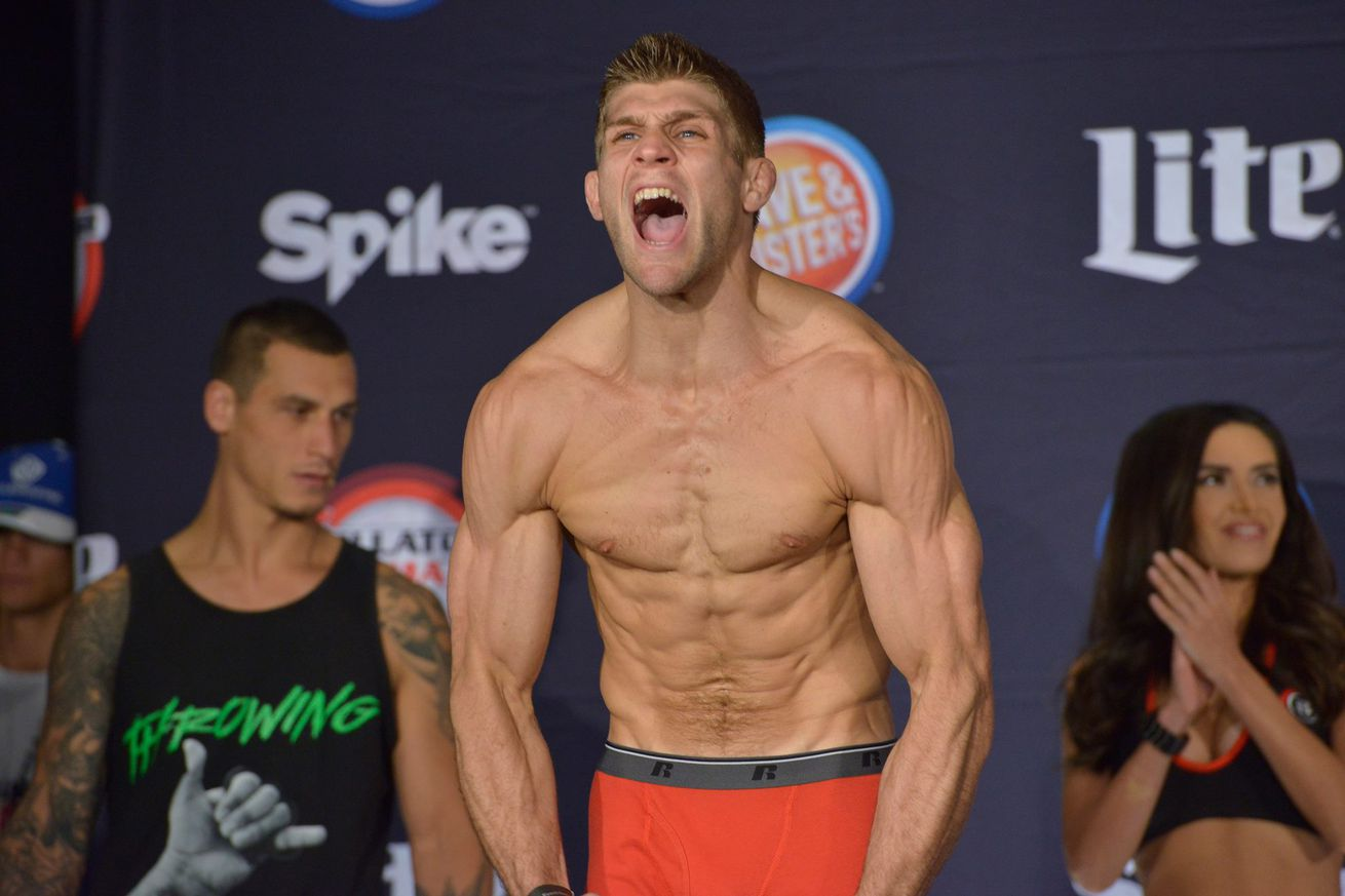 Bellator NYC results: Brent Primus stops Michael Chandler in bizarre finish