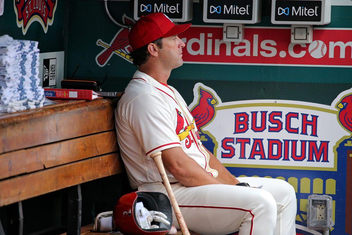 MLB: JUL 14 Reds at Cardinals