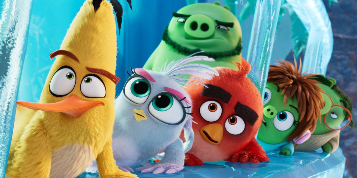 Movie Review Zany Angry Birds Movie 2 Is A Crash Course In
