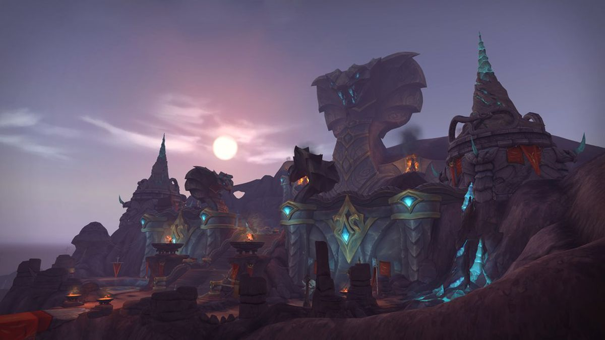 World of Warcraft: Battle for Azeroth review update - Polygon