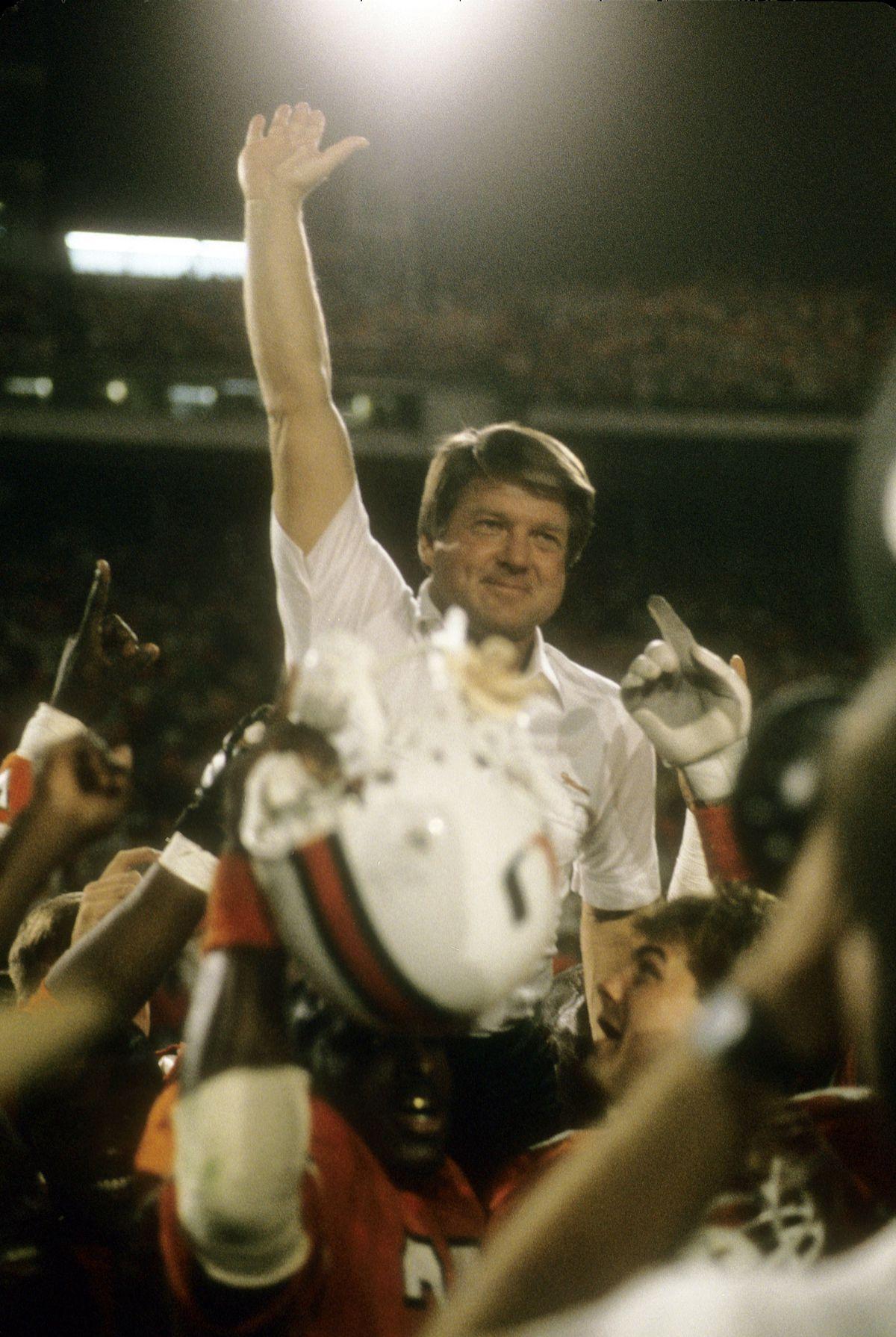 January 1, 1988: NCAA Orange Bowl Game - Oklahoma Sooner v Miami Hurricanes