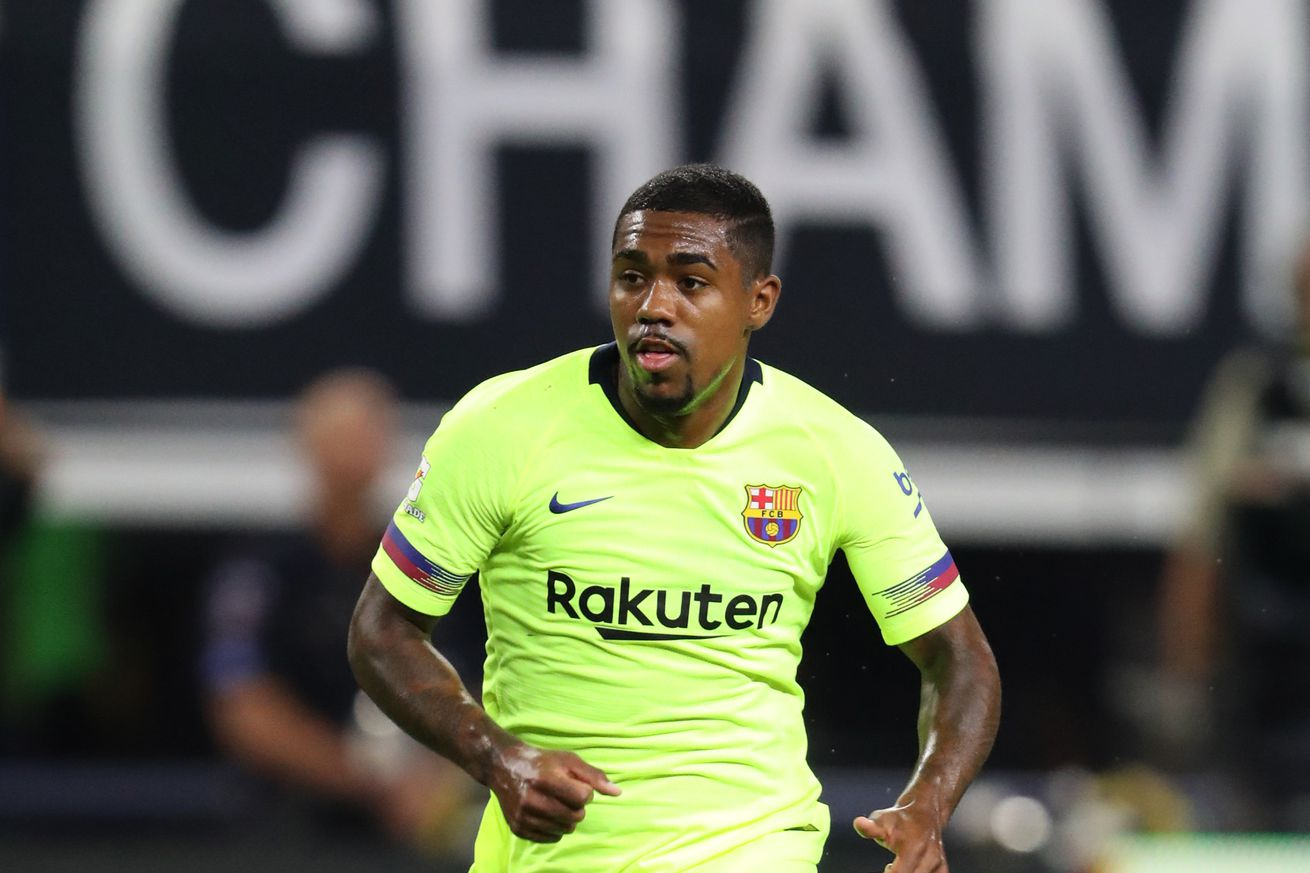 Malcom joins Coutinho and Arthur in Brazil squad