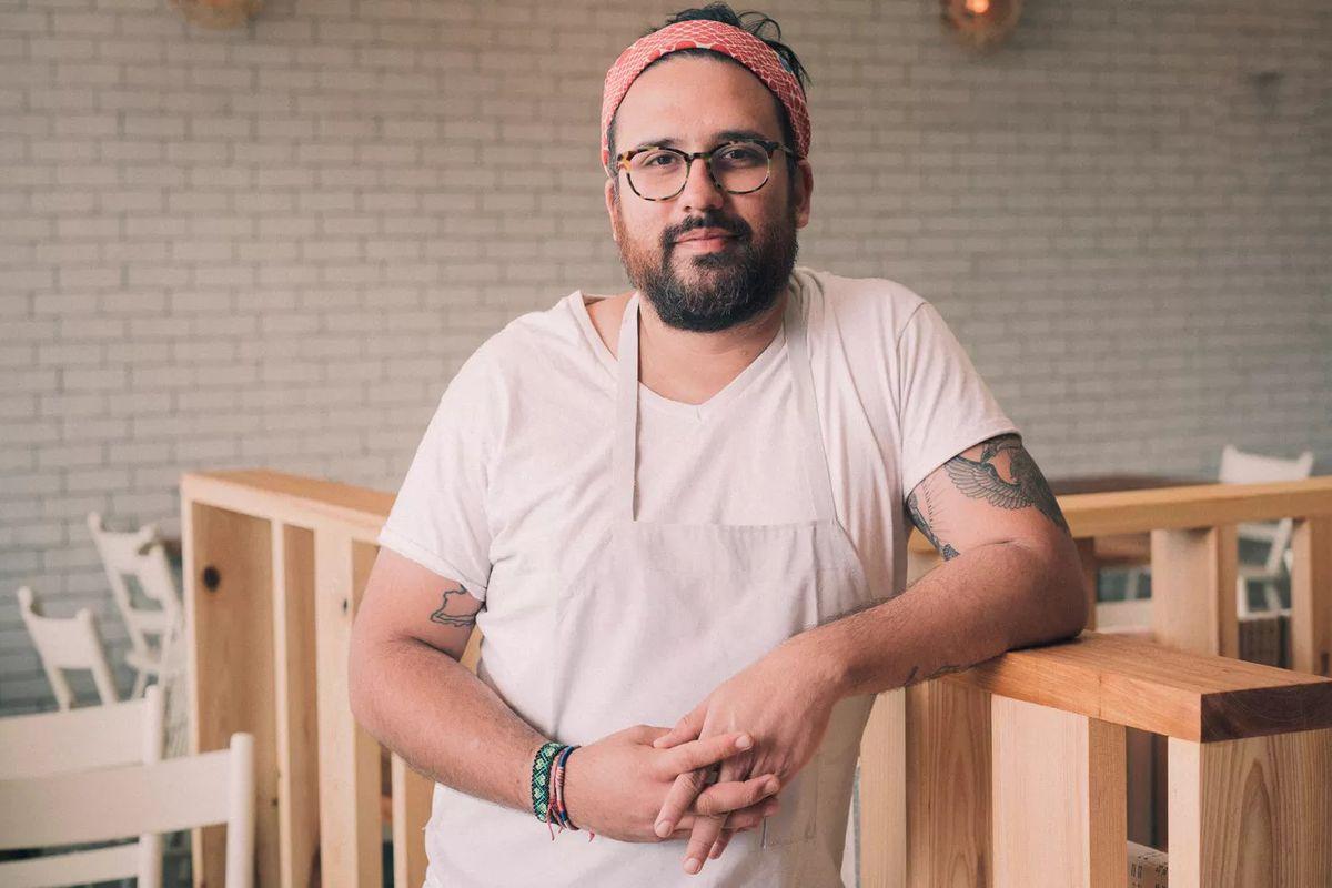 A picture of chef Fermín Núñez