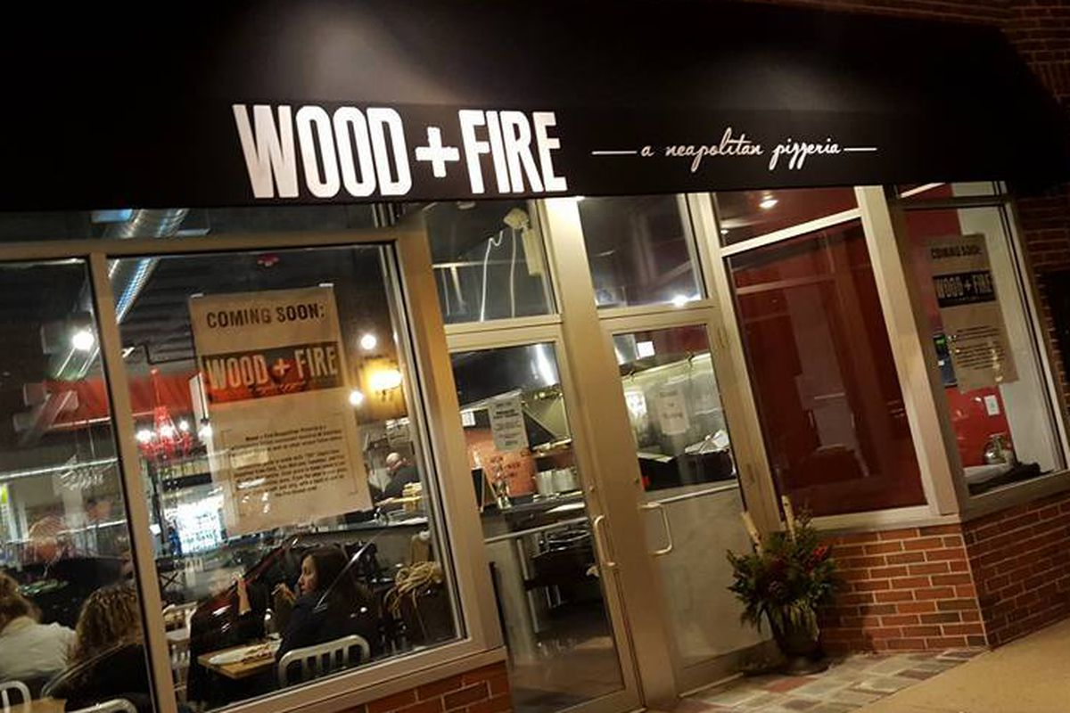 Wood and Fire Neapolitan Pizzeria