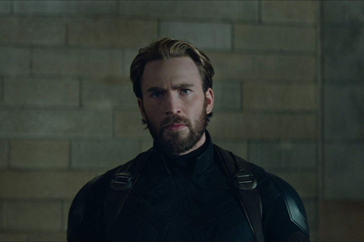 Captain America's beard: the legacy of Steve Rogers's scruff ...