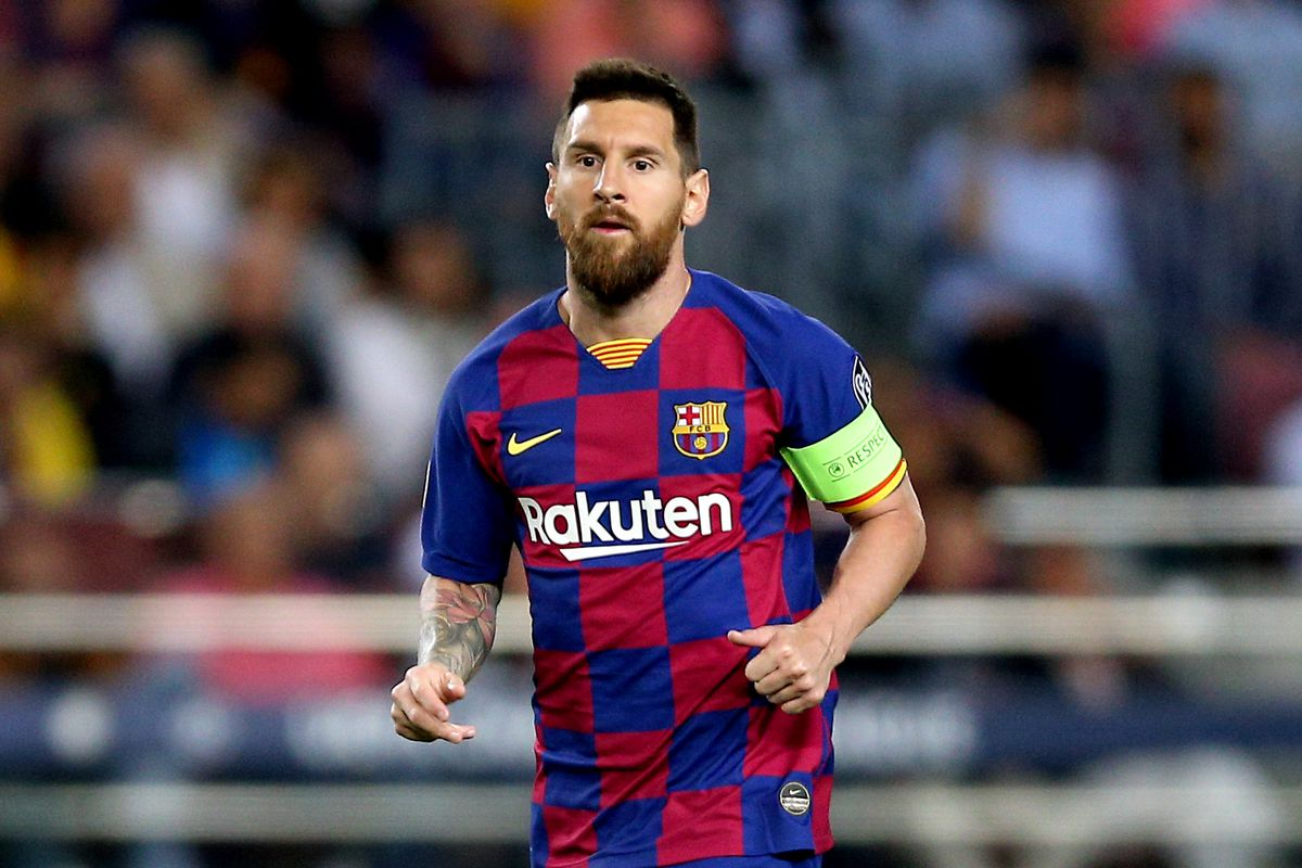 Barcelona v Inter Milan - UEFA Champions League - Group F - Camp Nou