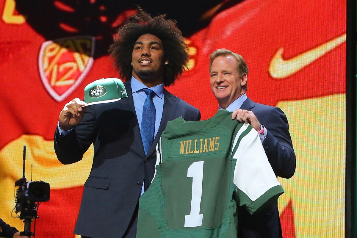 Leonard Williams jersey for sale: Shop Williams Jets jerseys ...
