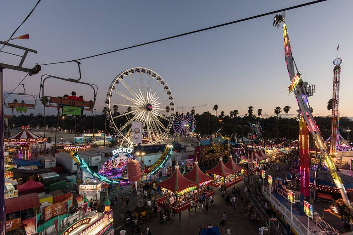 la county fair keeps tickets low food cheap to lure in new