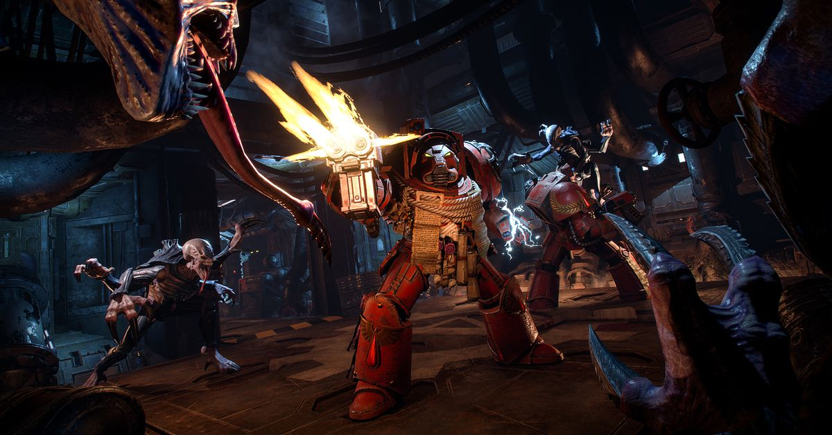 Warhammer 40K games are a dime a dozen, but Space Hulk: Tactics shines