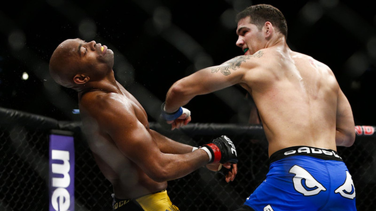 Roach: Anderson Silva lost because he got 'lazy'