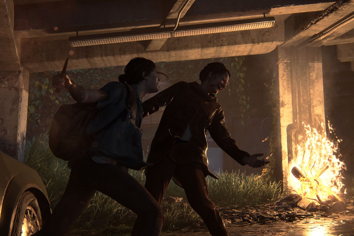 The Last Of Us Part Ii Will Be A Tale Revenge Its Director Says
