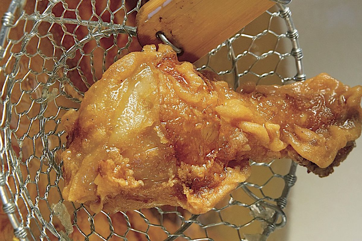 Federal Donuts fried chicken recipe