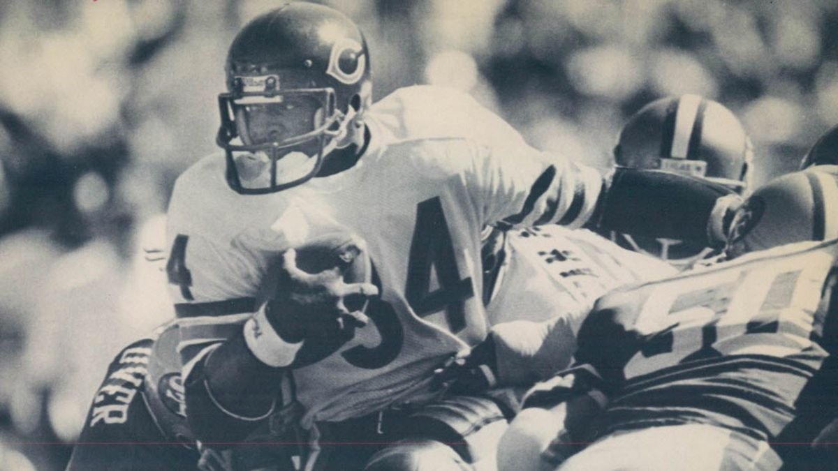 Chicago Bears great Walter Payton got a death threat in 1982, FBI files reveal