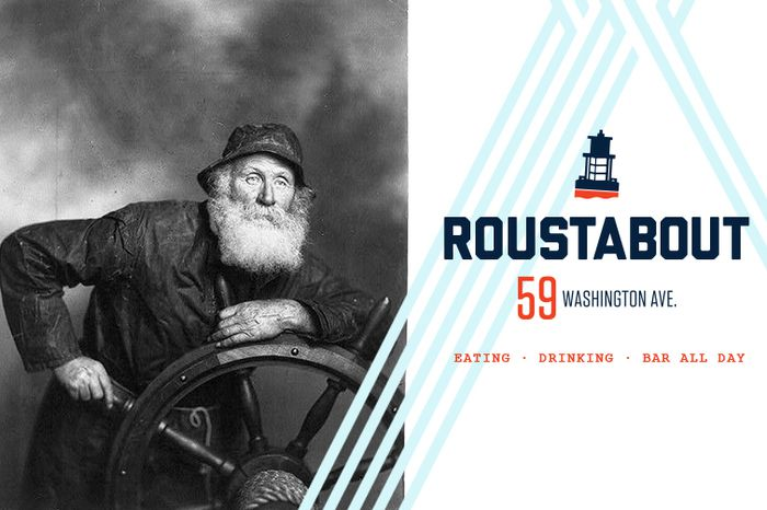 Roustabout branding image