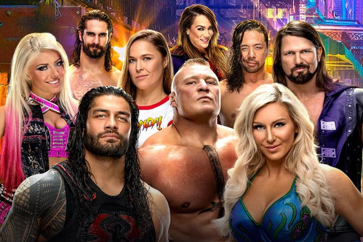 WrestleMania 34 results, live streaming match coverage