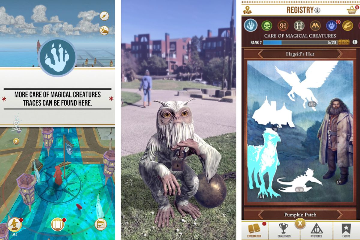 Harry Potter: Wizards Unite beta opens in Australia and New