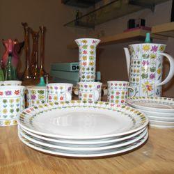 Pucci tea set