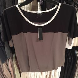 Knit top, $45 (was $165)