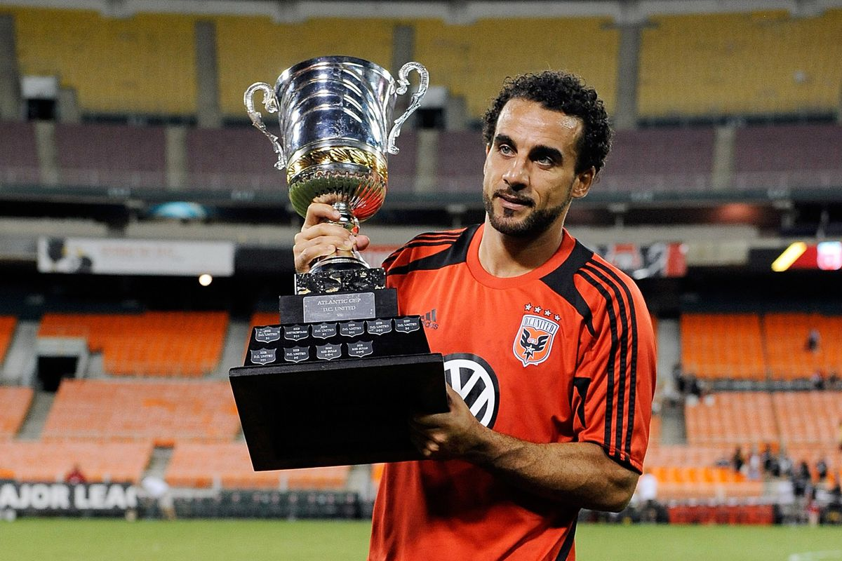 Hopefully the Atlantic Cup is just one of many cups D.C. United will raise in 2013