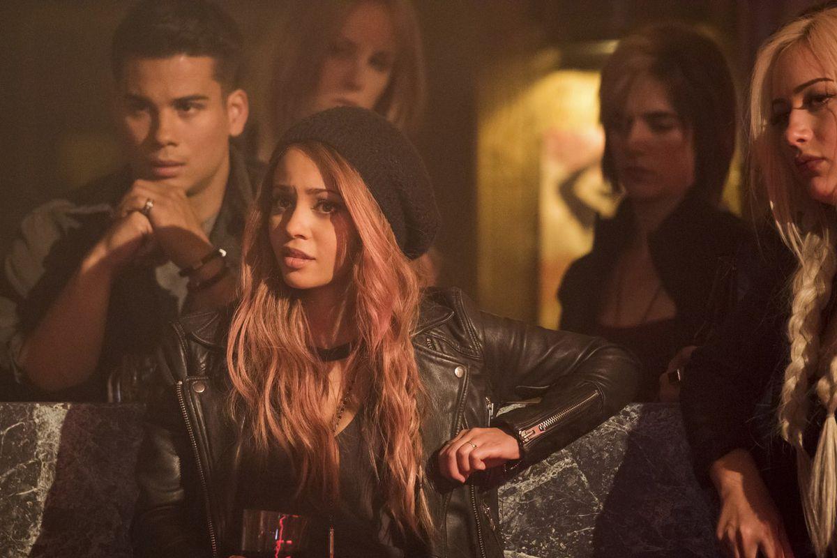 Vanessa Morgan as Toni in Riverdale