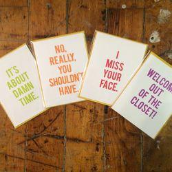 <b>Typecase Industries</b> cards
