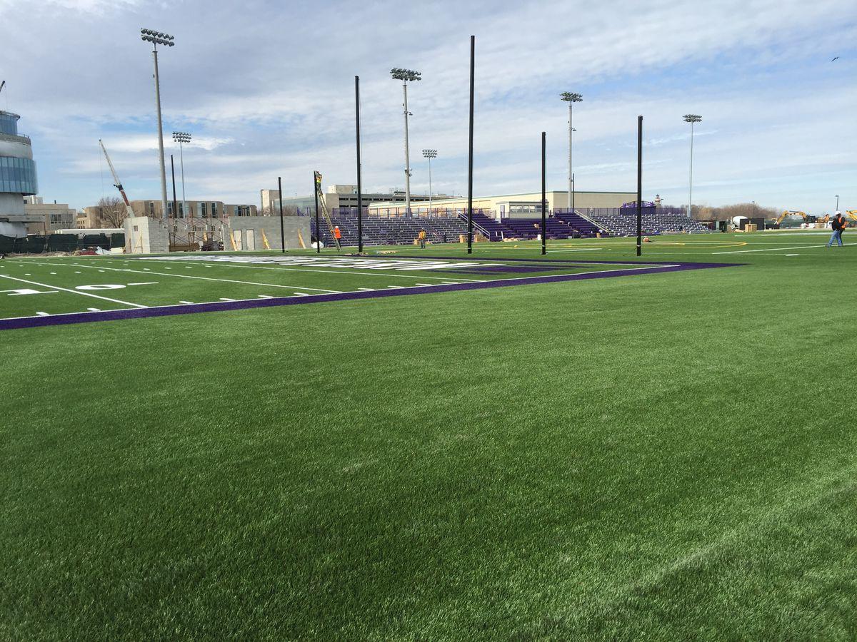hucheson field martin stadium
