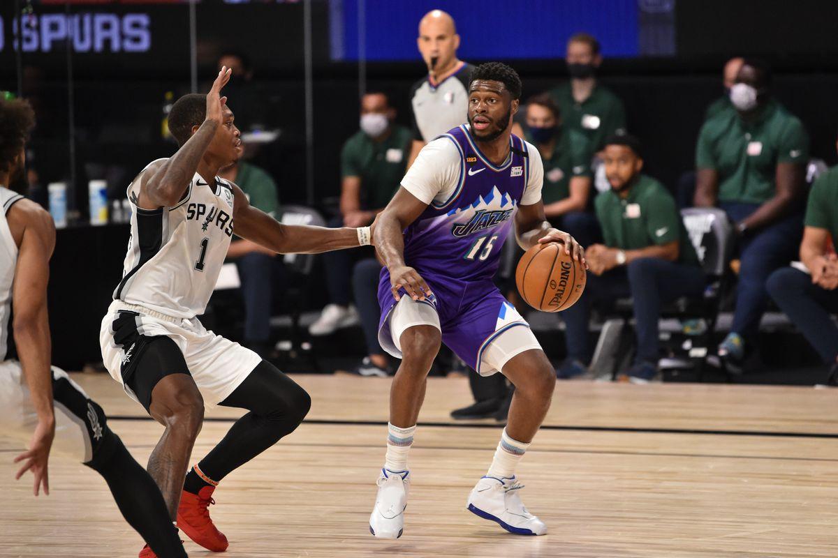 Utah Jazz v San Antonio Spurs
