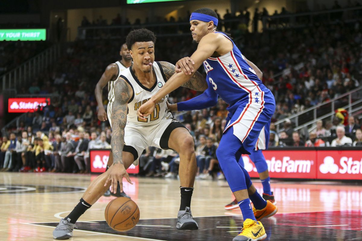 get cheap best shoes later Lloyd Pierce remains clear on John Collins' primary position ...