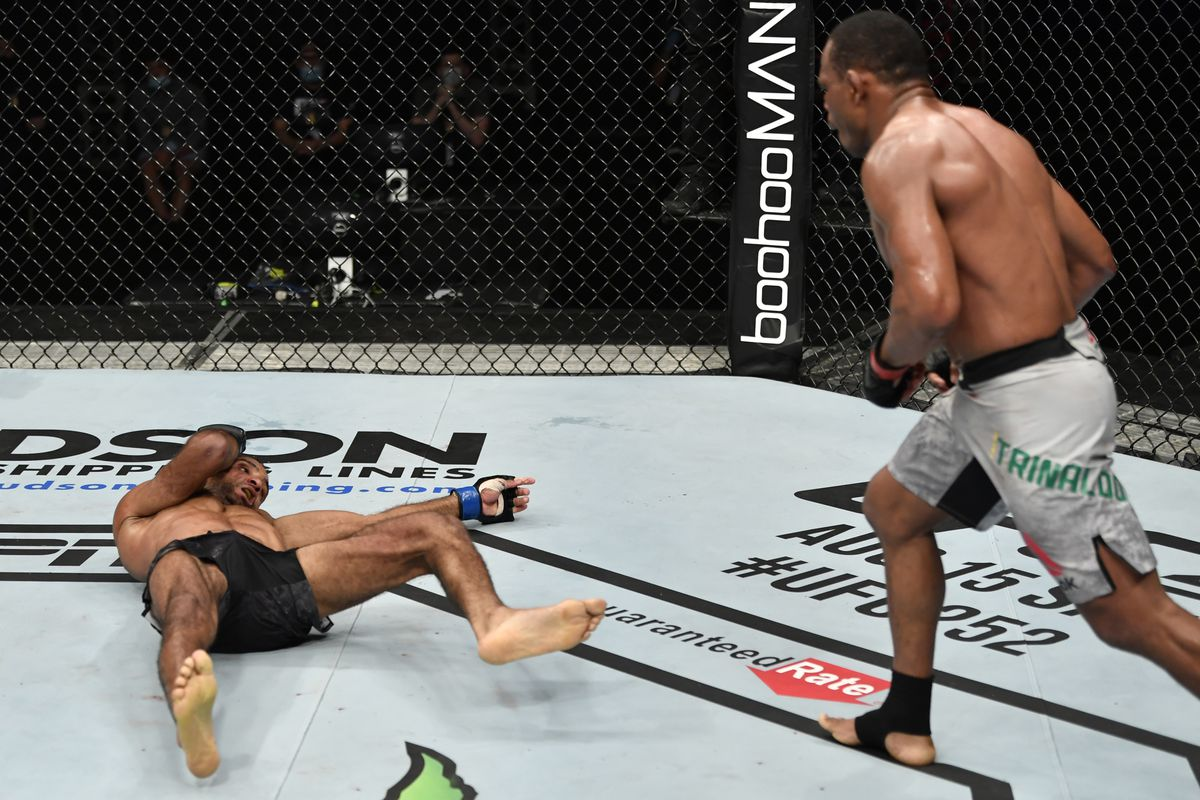 UFC Fight Night: Trinaldo v Herbert