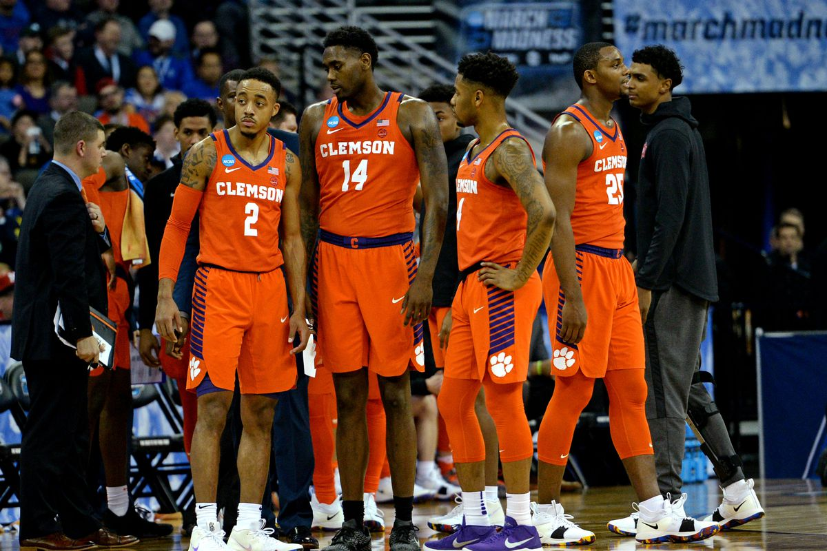 half off 65353 4981e Clemson Basketball: What will 2018-19 look like? - Shakin ...