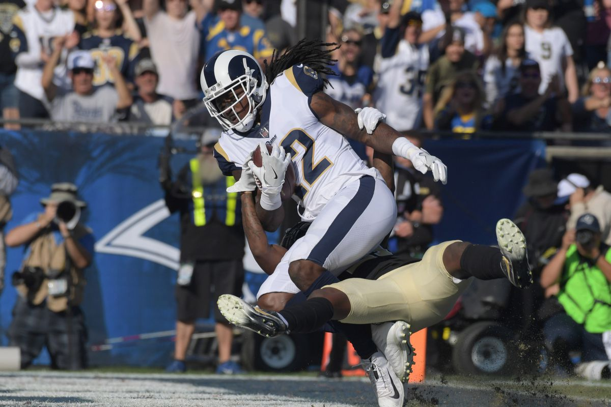 78883af4 Was the Los Angeles Rams' trade for Sammy Watkins worth it? - Turf ...