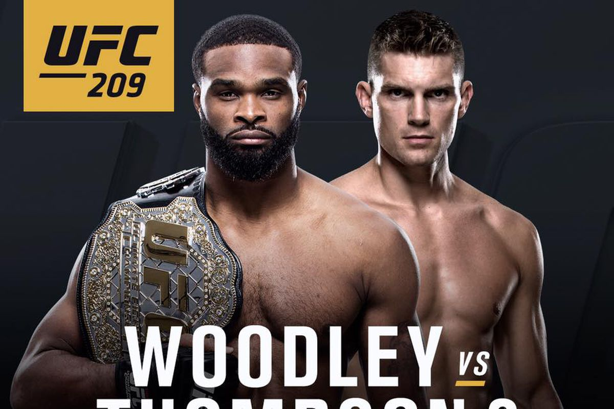 UFC 209 tickets, seats for sal...