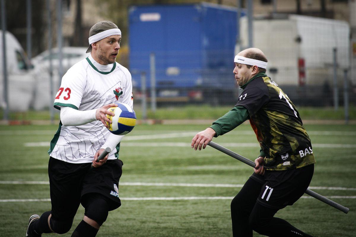European Quidditch Cup In Warsaw