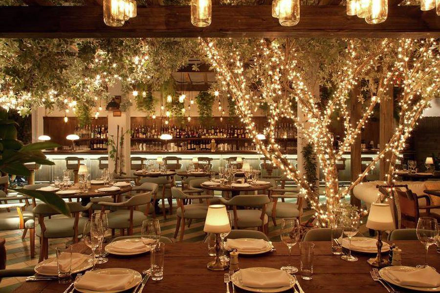 romantic restaurant soho